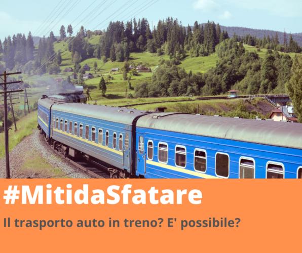 trasporto auto treno