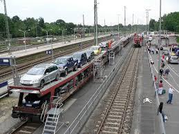 <h3>Trasporto in treno con auto al seguito</h3>